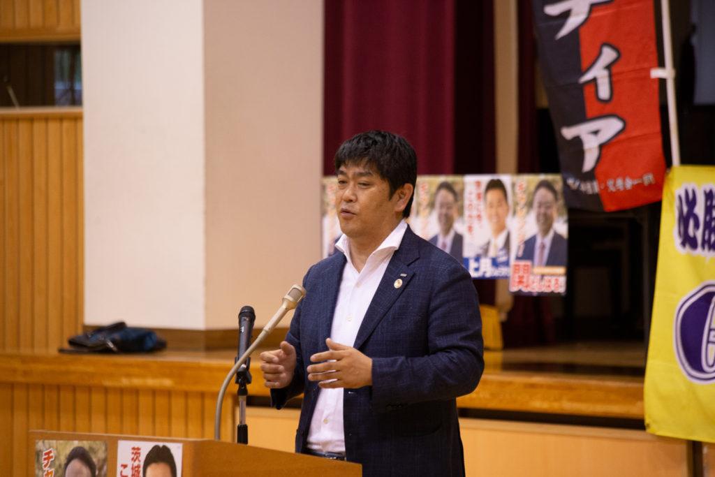 渡辺秀徳さん