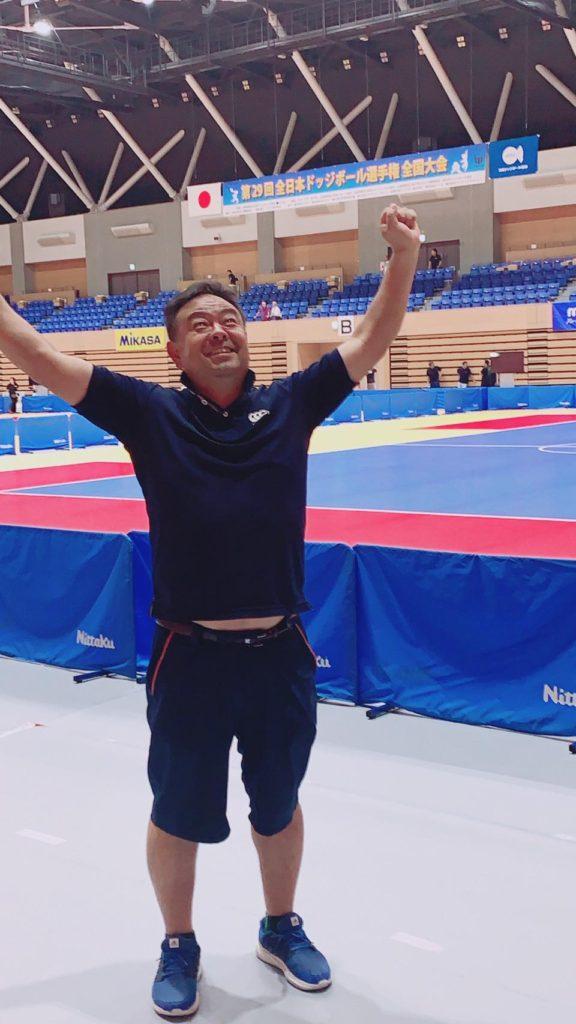 第29回 全日本ドッジボール選手権 全国大会