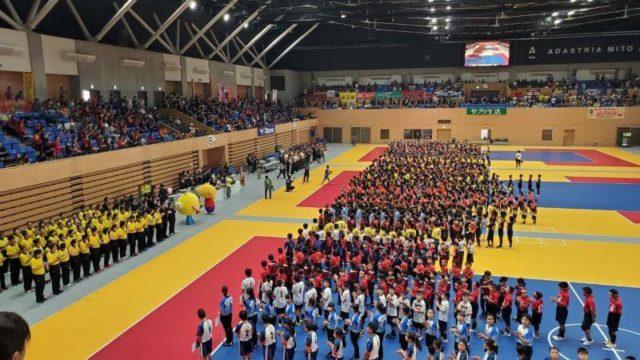 全日本ドッジボール選手権全国大会